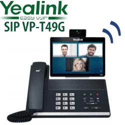 Yealink SIP VP-T49G Video Phone Nairobi Kenya