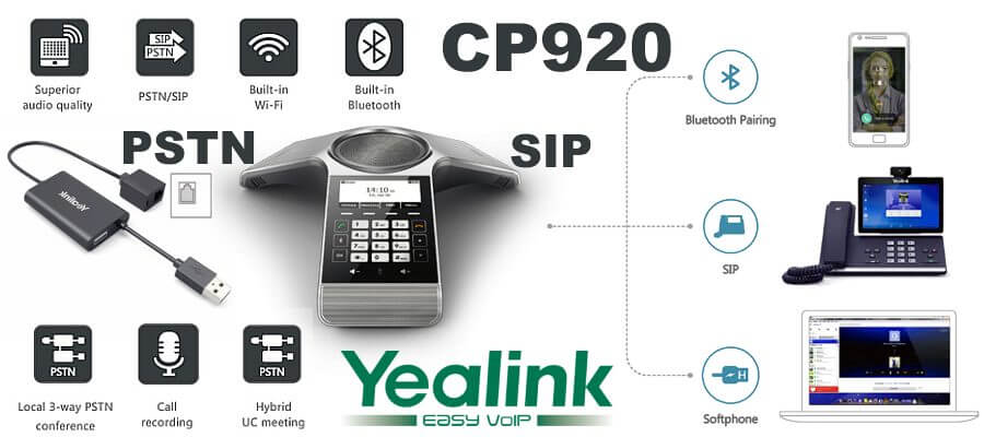 Yealink CP920 Nairobi