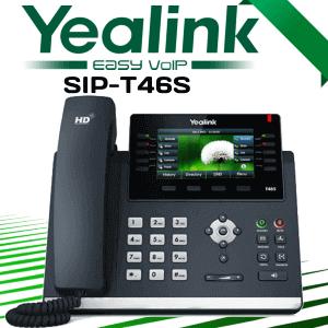 Yealink SIP-T46S IP Phone Nairobi Eldoret