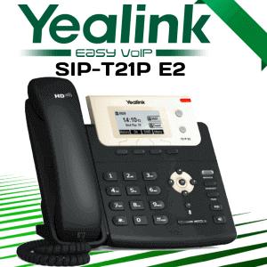 Yealink SIP-T21P E2 IP Phone Nairobi Eldoret