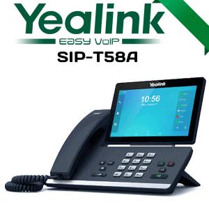 Yealink SIP-T58A IP Phone Nairobi Kenya