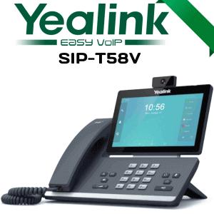 Yealink SIP-T58V IP Phone Nairobi Eldoret