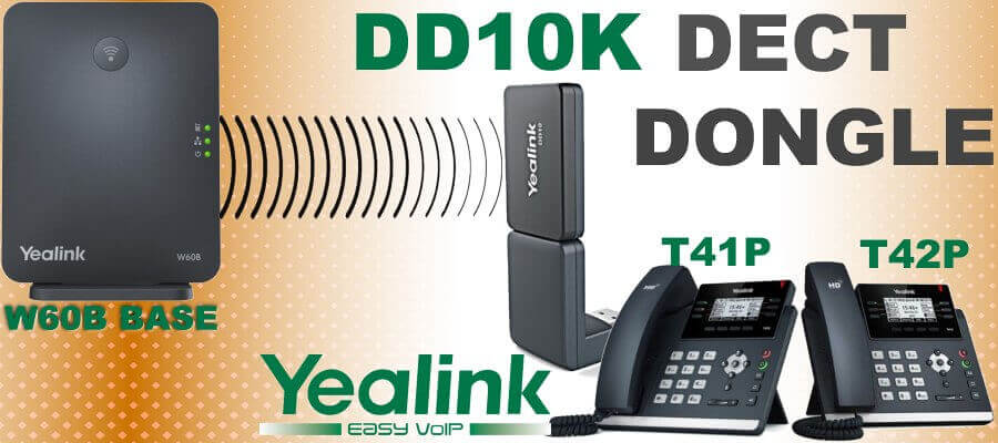 yealink dect dongle