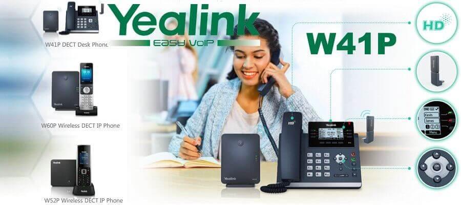 yealink w41p dect desk phone Nairobi