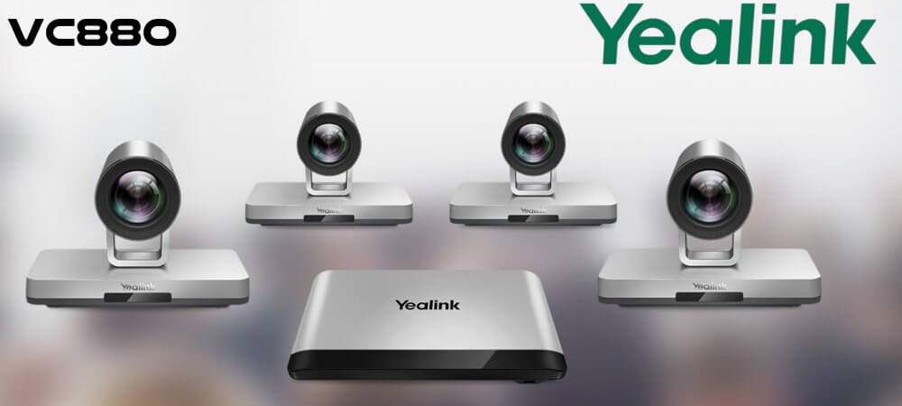 yealink vc880 video conferencing